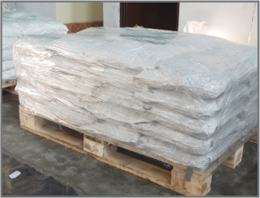 Sond India Fasteners Pallet Packaging