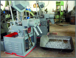 Sond India Fasteners Nut Tapping Machine