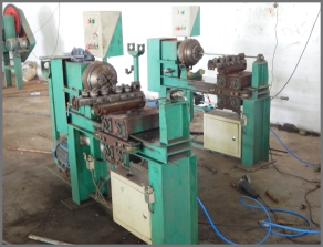 Sond India Fasteners Spring Washer Coiling Machine