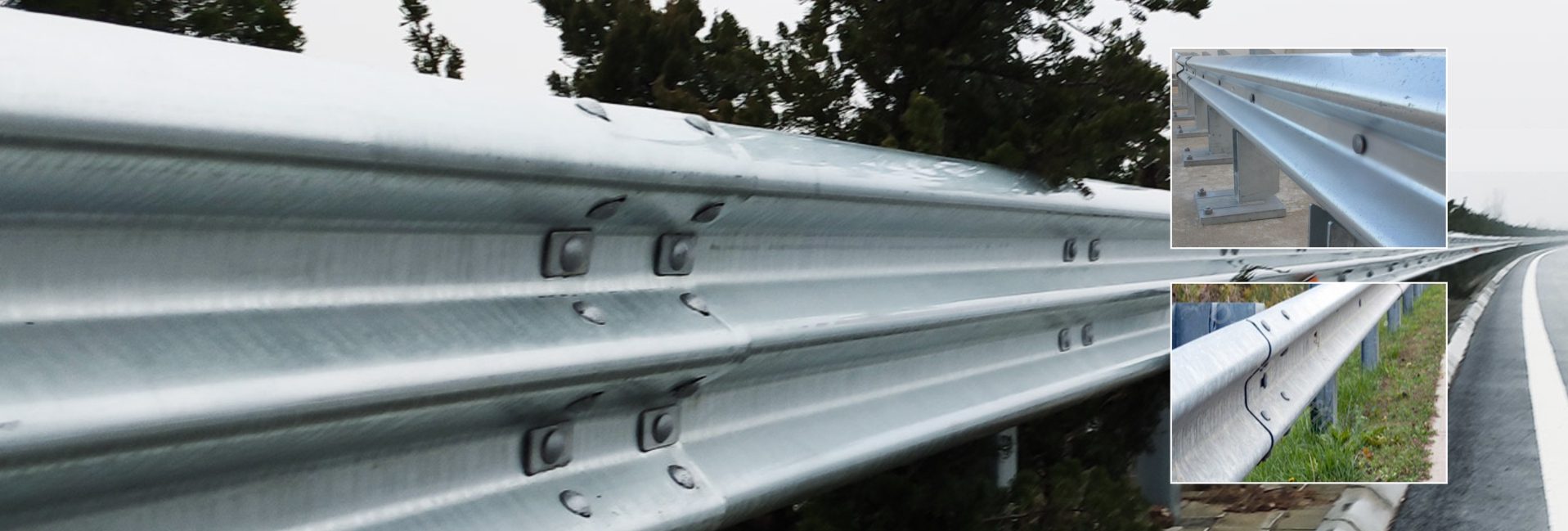 Road Crash Barrier manufacturers in Ludhiana Punjab India